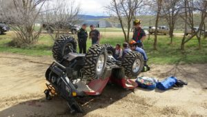 Bolt-On Doors - Safety ATV Accessories for Your Dream Ride